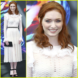 Eleanor Tomlinson Worked With a Coach on Her Accent for 'Poldark'