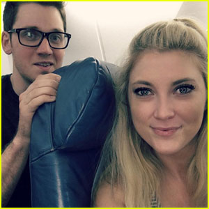 YouTube Stars Elle Fowler & Alex Goot Marry!