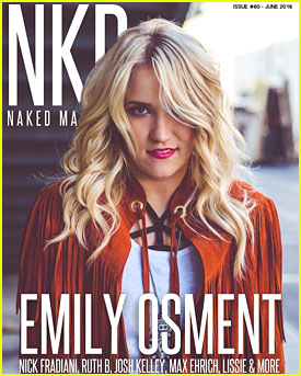 Emily Osment Doesn't Like Any of the Songs on Her Debut Album