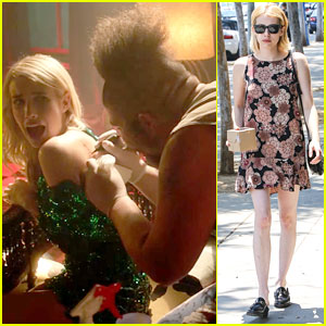 emma roberts takes the dares in new �nerve� trailer