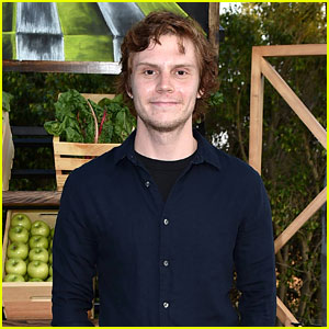 Evan Peters Steps Out for JJ's Malibu Dinner with Vintage Grocers