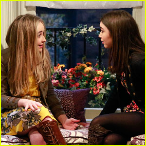 Maya Has an Identity Crisis on Tonight's All-New 'Girl Meets World'