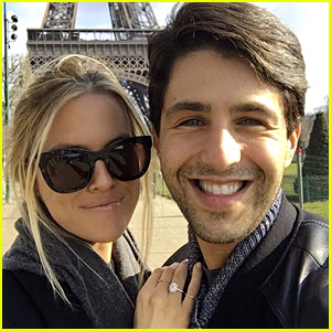 Josh Peck: Engaged to Paige O'Brien!