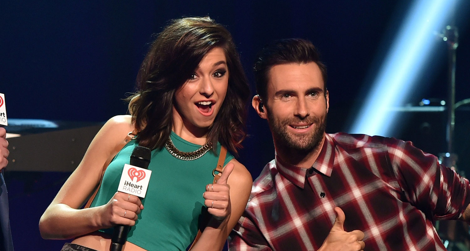 China mcclain breaking news and photos just jared jr page 5 - Christina Grimmie S The Voice Coach Adam Levine Reacts To Her Death