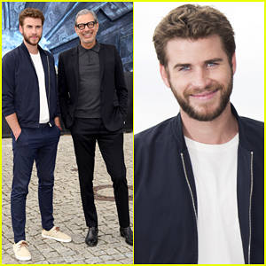 Liam Hemsworth Gets Smashed In The Face By A Bowling Ball!