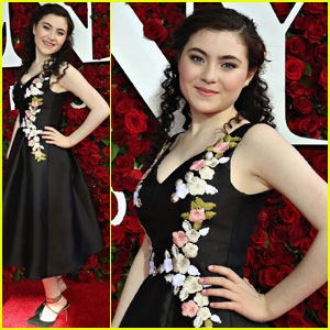 Lilla Crawford Sends Love to Orlando While Attending Tony Awards 2016