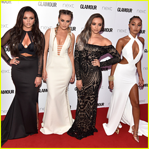 Little Mix Win Best Music Act at Glamour Women of the Year Awards 2016