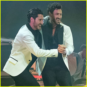 Maksim Chmerkovskiy & Brother Val Kill It On Stage During 'Our Way' Tour Opening Night