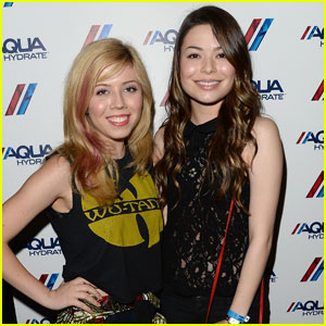 Miranda Cosgove Wishes BFF Jennette McCurdy a Happy Birthday!