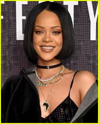 Rihanna Got Emotional During Her Concert in Ireland