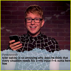 Tyler Oakley, Grace Helbig, & More Laugh Off 'Mean Tweets' in New Creator Edition!