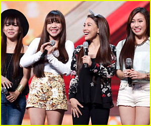 4th Impact Celebrate First Anniversary Since X Factor Audition
