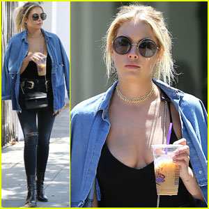 Ashley Benson Loves All of Hanna's Style Choices on 'PLL'