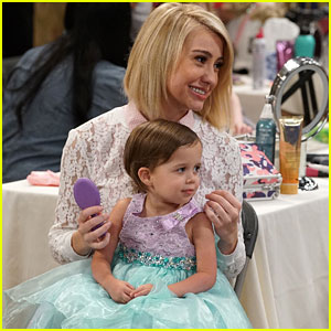 Riley Turns Into A Pageant Mom on 'Baby Daddy' Tonight