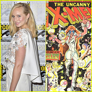 Candice King Reveals Dazzler Superhero Dreams at Comic-Con (JJJ Exclusive)