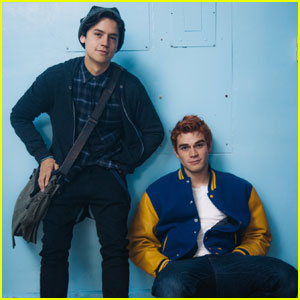 Cole Sprouse & KJ Apa Star in New 'Riverdale' Promo Pic!