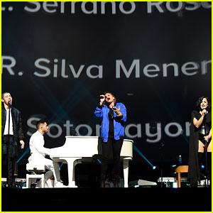 Demi Lovato & Nick Jonas Honor Christina Grimmie & Orlando Victims with 'Rise Up'