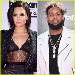 Demi Lovato & Odell Beckham Jr. Are 'Talking About Spending More Time Together'
