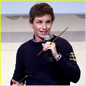 'Fantastic Beasts' Fans Get Big Comic-Con Surprise from Eddie Redmayne!