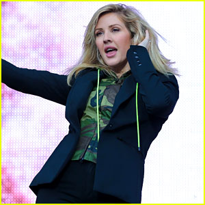 Ellie Goulding Mourns the Death of a British Actress