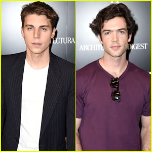 Nolan Funk & Ethan Peck Honor The Daring 25 in NYC