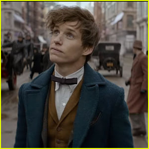 New 'Fantastic Beasts and Where to Find Them' Trailer Debuts at Comic-Con - Watch Now!