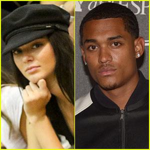 Kendall Jenner Cheers on Rumored Boyfriend Jordan Clarkson!
