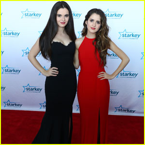 Laura & Vanessa Marano Team Up for Starkey Foundation Awards Gala 2016
