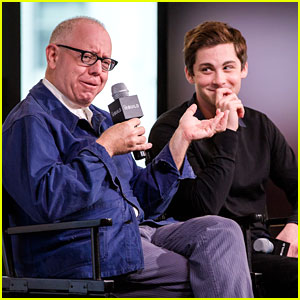Logan Lerman Opens Up on Dream of Directing