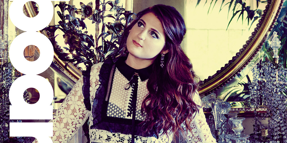 Meghan Trainor Was Stoked When Christina Grimmie Replied To A Comment She Left on Her YouTube Page | Magazine, Meghan Trainor | Just Jared Jr.