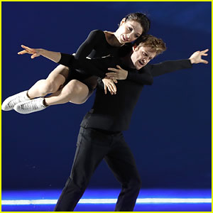 Meryl Davis & Charlie White Continue To Wow on Ice in Beijing