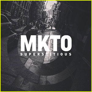 MKTO Get A Lot of Good Luck In New 'Superstitious' Music Video - Watch Now!