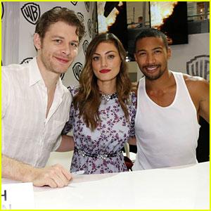 Phoebe Tonkin & Joseph Morgan Tease 'The Originals' Time Jump at Comic-Con