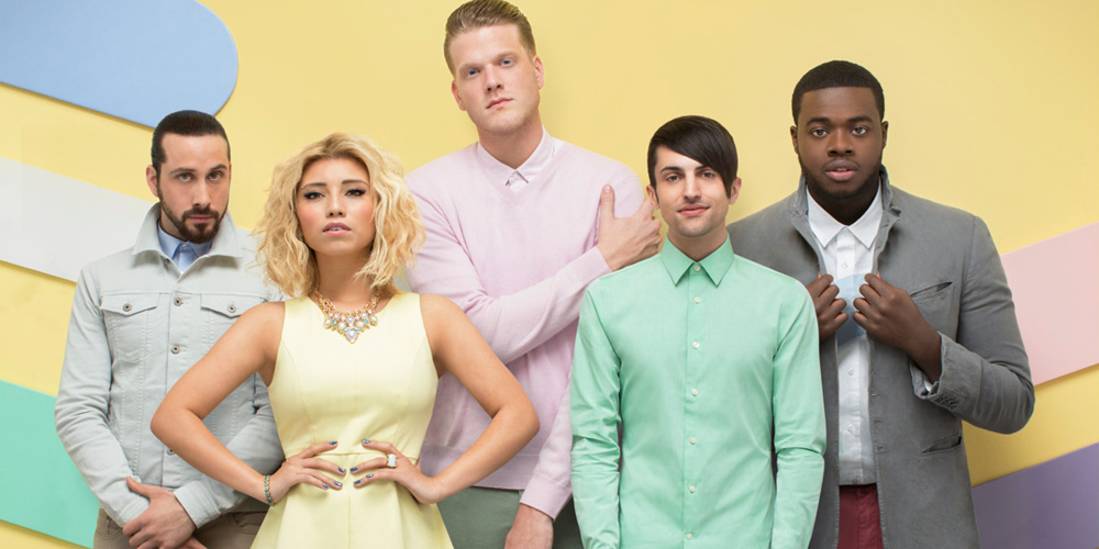 Pentatonix Put A Cappella Spin On Ghostbusters Theme