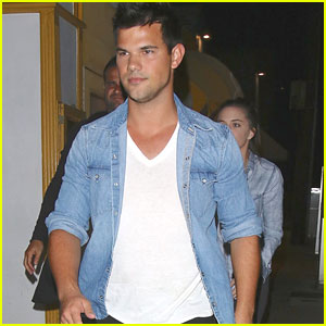 Taylor Lautner Opens Up About Joining 'Scream Queens' After Comic-Con