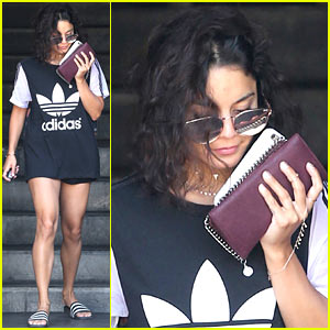 Vanessa Hudgens Is Missing Italy In Series of New Instagram Photos