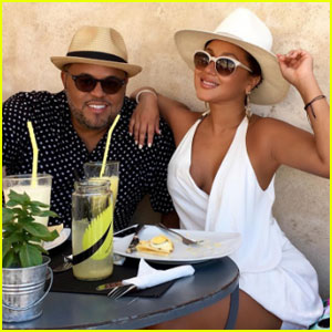 Adrienne Bailon Announced Her Engagement to Israel Houghton!