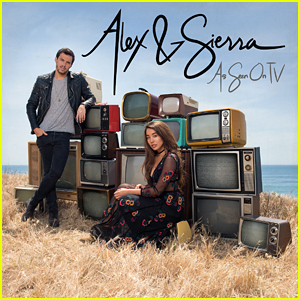 Alex & Sierra Announce New Album 'As Seen On TV'; Drop New 'Toxic' Vid - Watch Here!