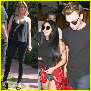 Ariel Winter Spends the Day With Rumored Boyfriend Sterling Beaumon