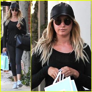 Ashley Tisdale Keeps Mum on New Music Plans