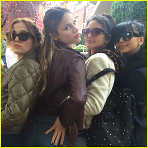 Halston Sage & Zoey Deutch's New Flick 'Before I Fall' Gets April 2017 Release Date