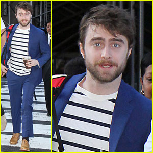 Daniel Radcliffe Isn't Sick of Hearing About 'Harry Potter'