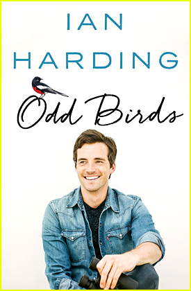 Ian Harding Announces New Book Called 'Odd Birds'