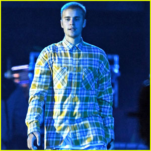 Justin Bieber Performs Acoustic Version of 'Cold Water' at V Festival 2016 (Video)