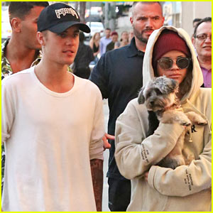 Justin Bieber & Sofia Richie Continue Her 18th Birthday Celebrations in LA!