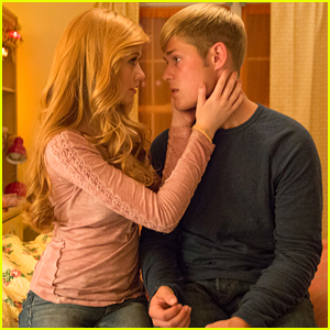 Katherine McNamara Gets Close With Mason Dye in 'Natural Selection' Exclusive Clip