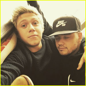 The One Direction Guys Wish Liam Payne a Happy 23rd Birthday!