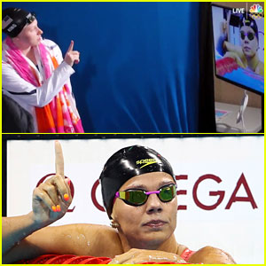 Swimmer Lilly King's Finger Wag at Yulia Efimova Goes Viral