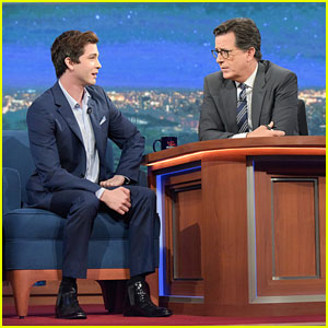 Logan Lerman Was a 'Little Bit of a Jerk' While Working With Brad Pitt!
