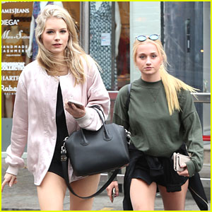 Lottie Moss Reveals The Perks of Modeling in New CNN Style Vid